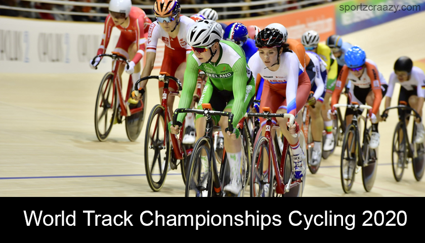 World Track Championships Cycling 2020