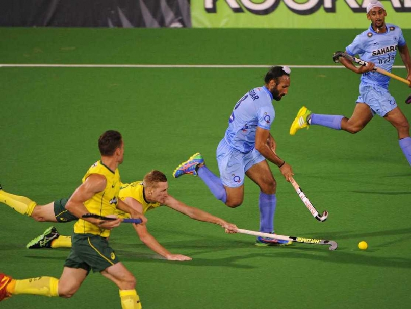Sultan Azlan Shah Cup 2019 India vs Australia