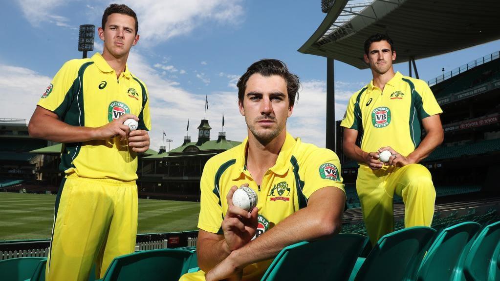Australia Bowling Attack