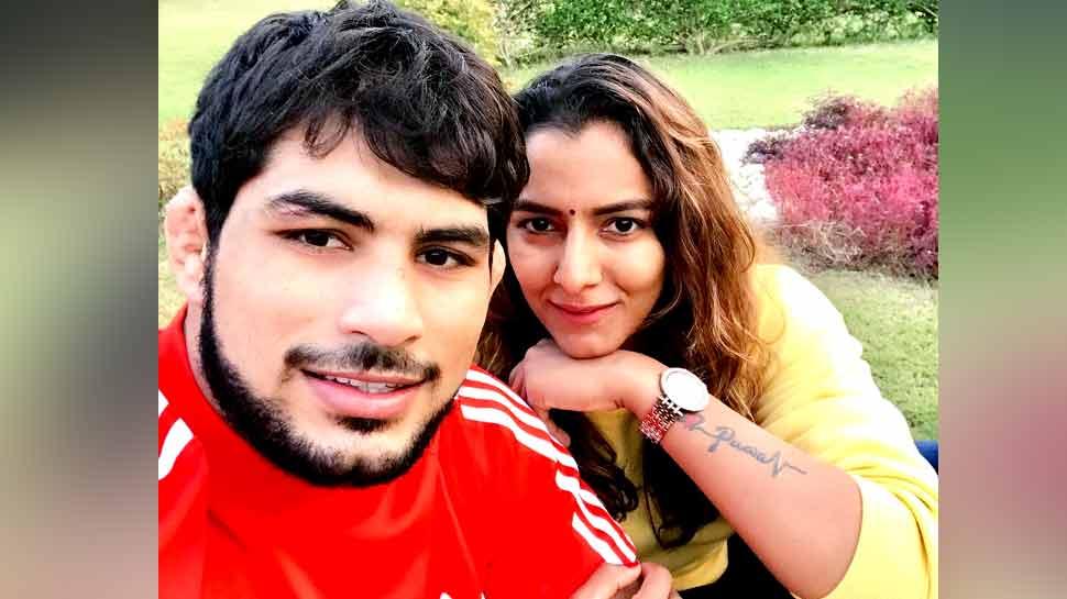 Geeta Phogat Family
