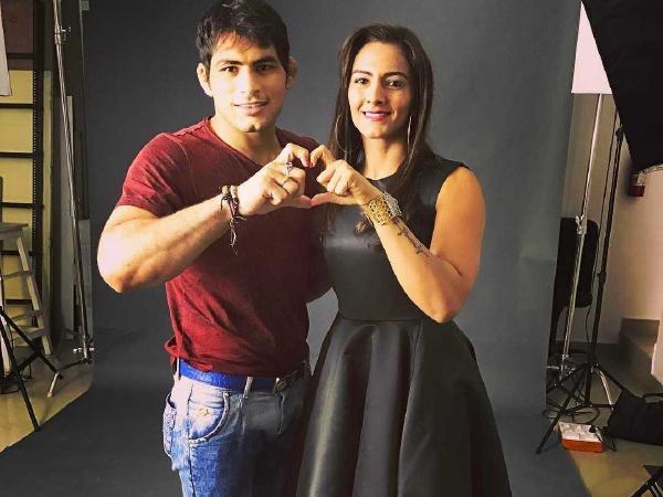 Geeta Phogat Husband