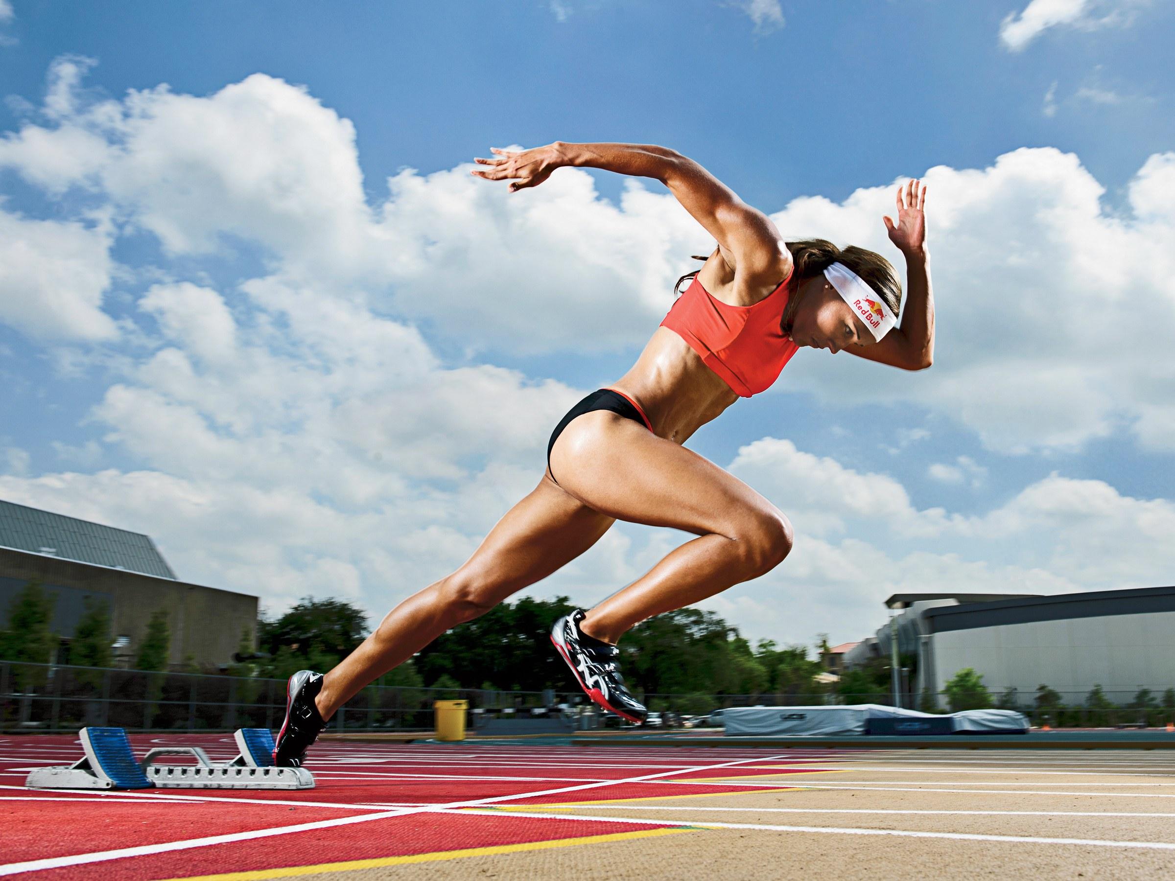 pro athlete