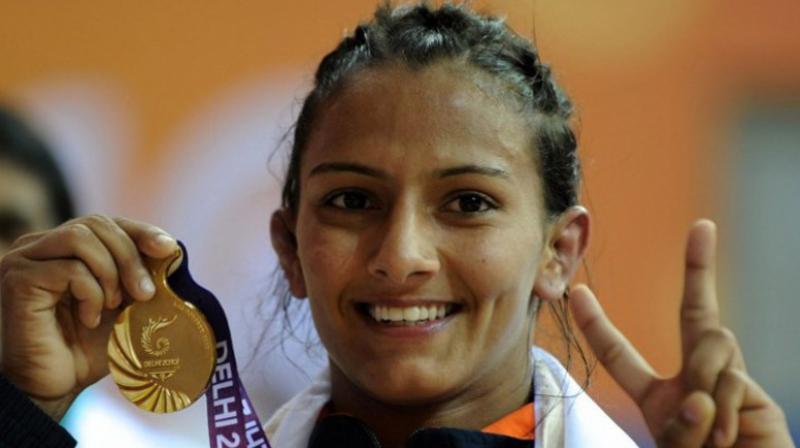 Geeta Phogat Medals