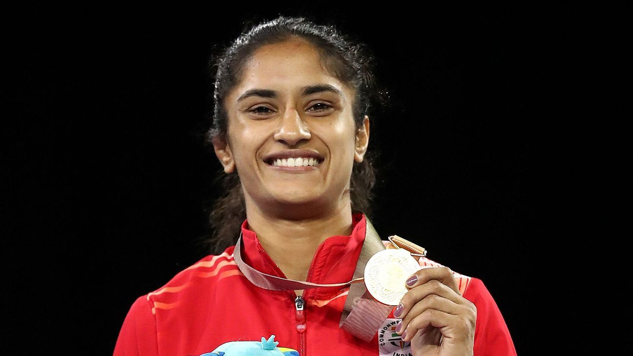 Vinesh Phogat gold medal