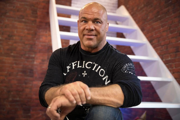 Kurt Angle - Introduction, Personal Life, Journey in WWE, Facts, Net Worth
