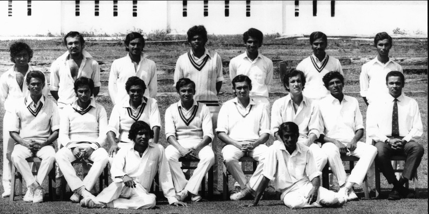 12th match: Pakistan vs Sri Lanka ( 14 June 1975)