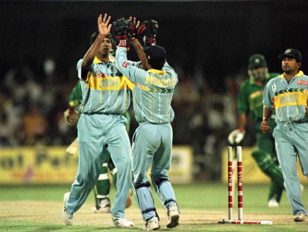 india vs pakistan World Cup 1992