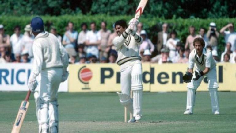 20th match: India vs Zimbabwe World Cup 1983