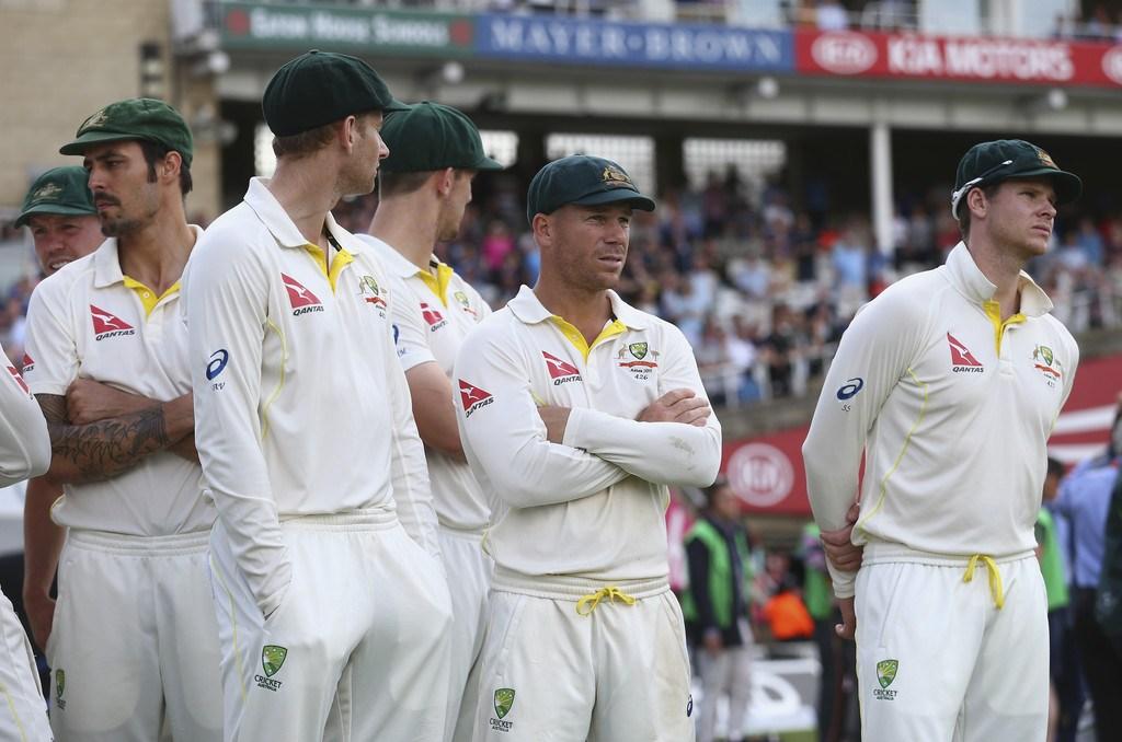 Australia's tour of Bangladesh ( 2015)