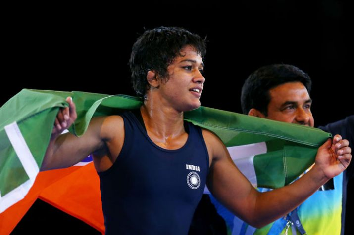 Babita Phogat Commonwealth Games