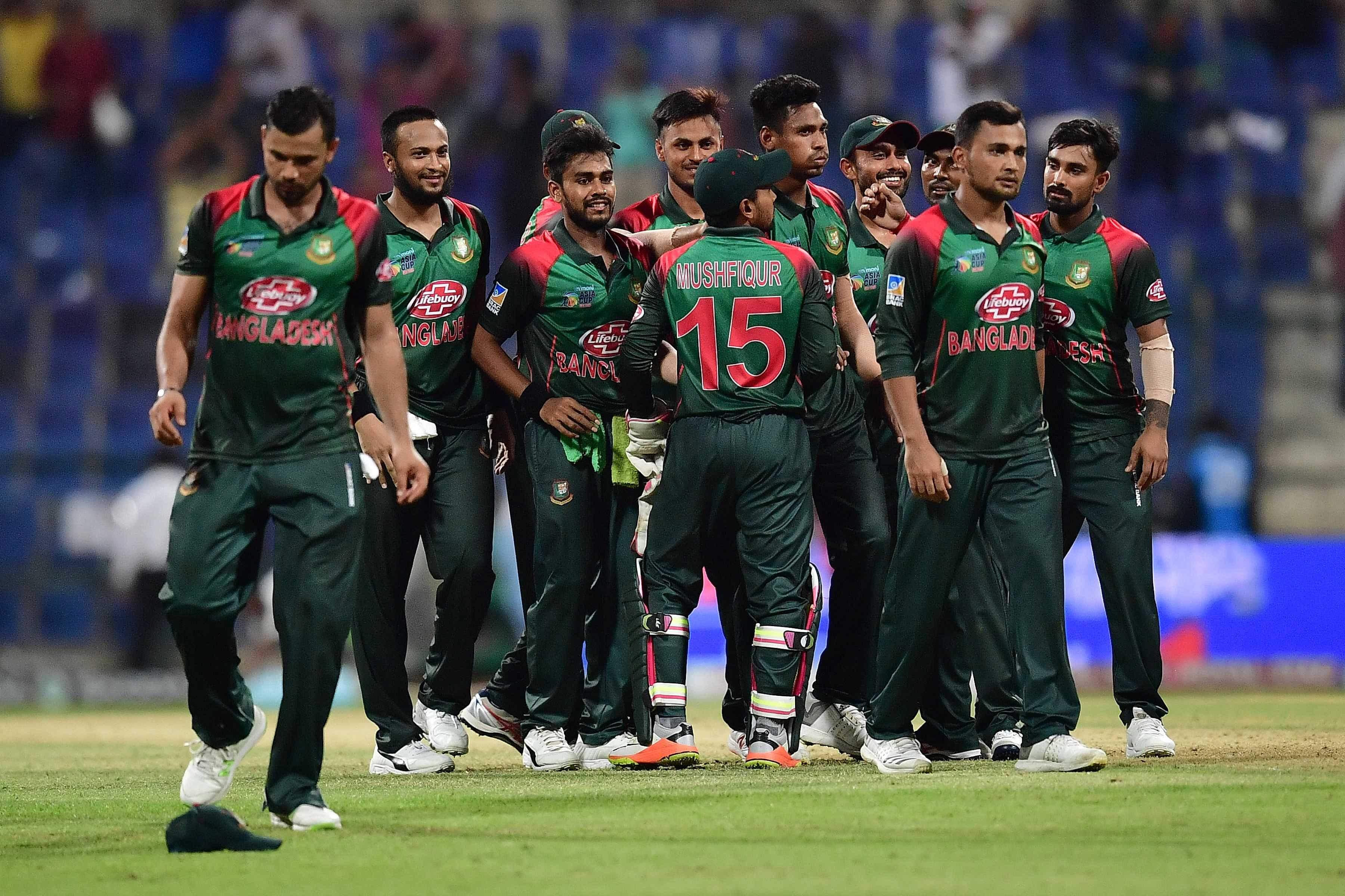 Bangladesh Cricket Team Schedule