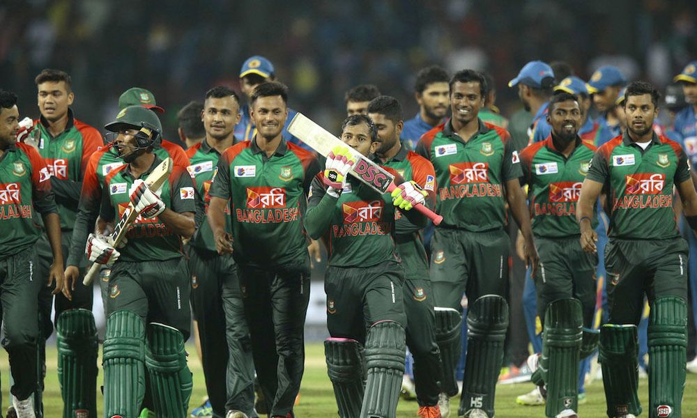 Bangladesh Cricket Team Squad