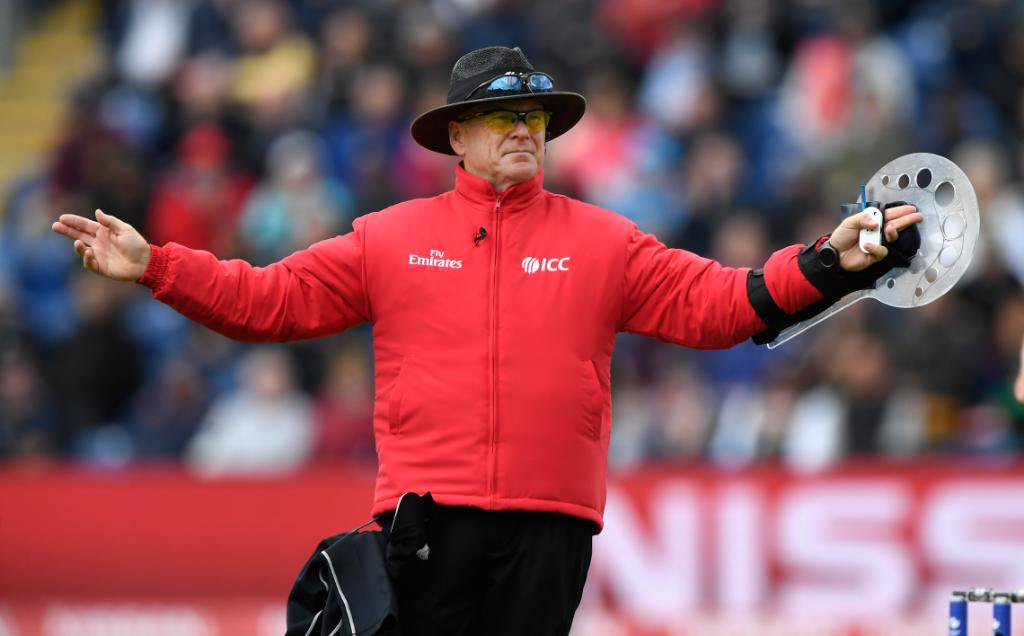 Bruce Oxenford 2019 World Cup Umpires
