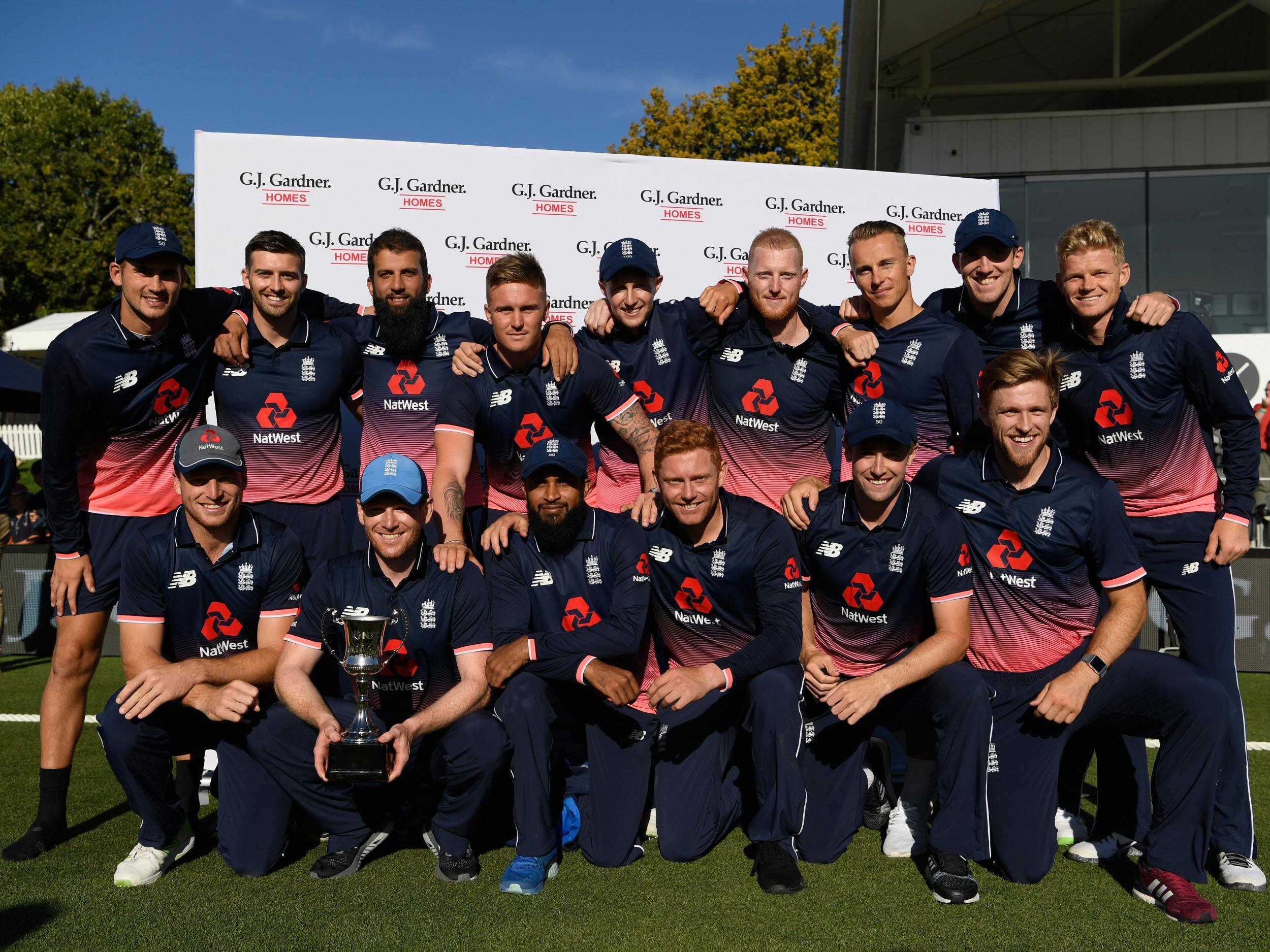 England Cricket Team Schedule
