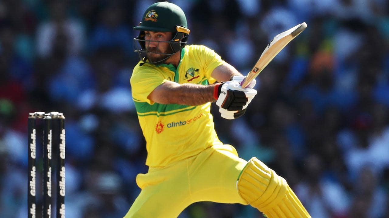 Glenn Maxwell Dangerous Batsman