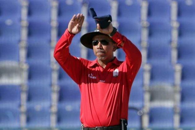 Joel Wilson 2019 World Cup Umpires