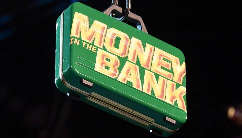 Money In The Bank ladder Match