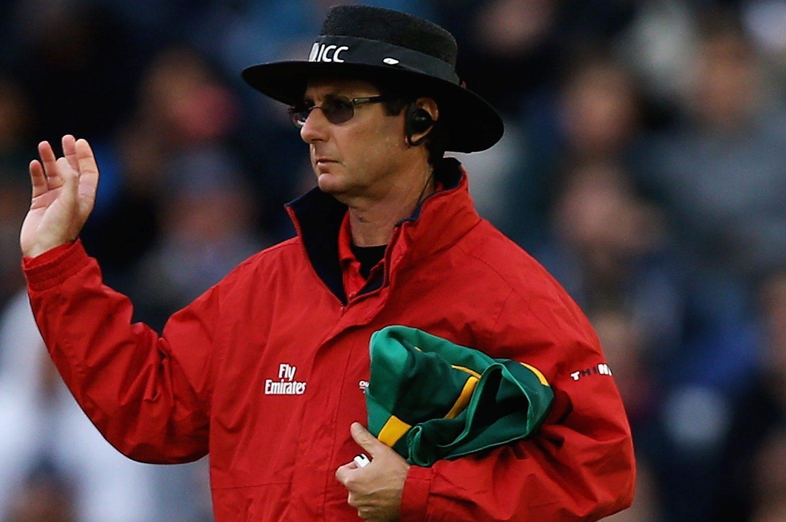 Rod Tucker 2019 World Cup Umpires