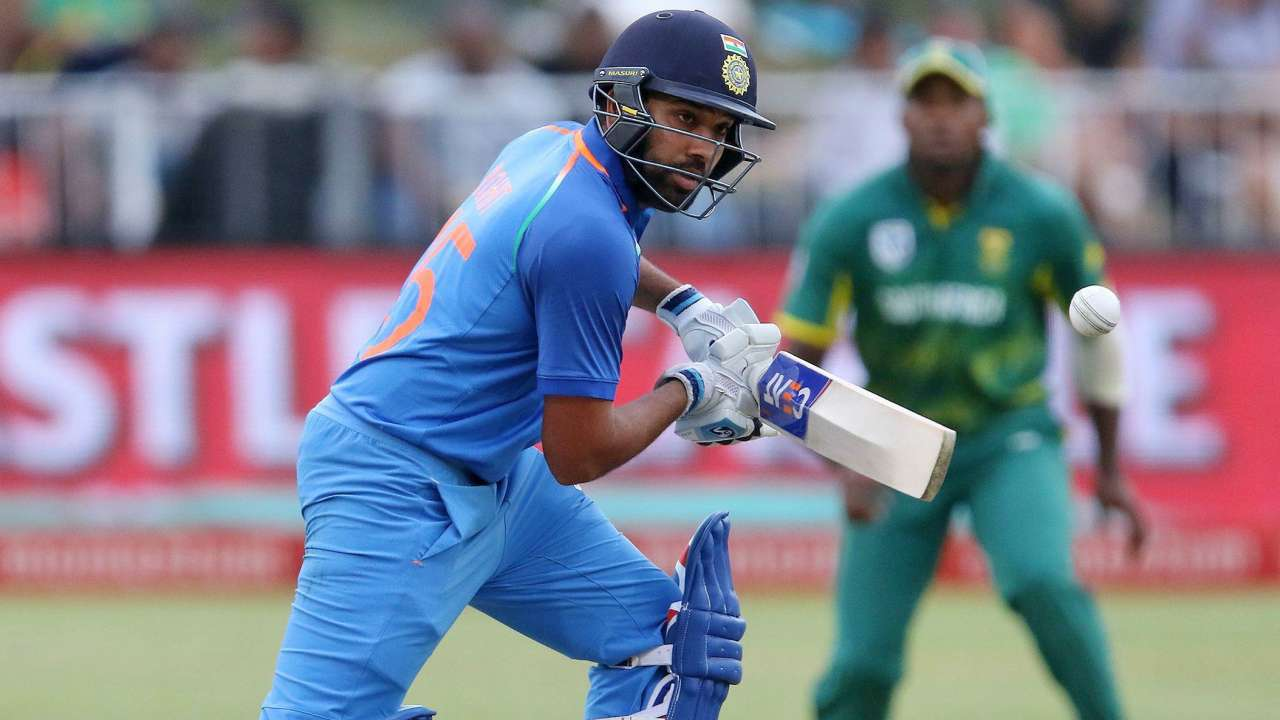 Rohit Sharma Dangerous Batsman