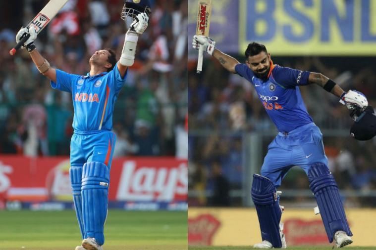 Sachin vs Kohli