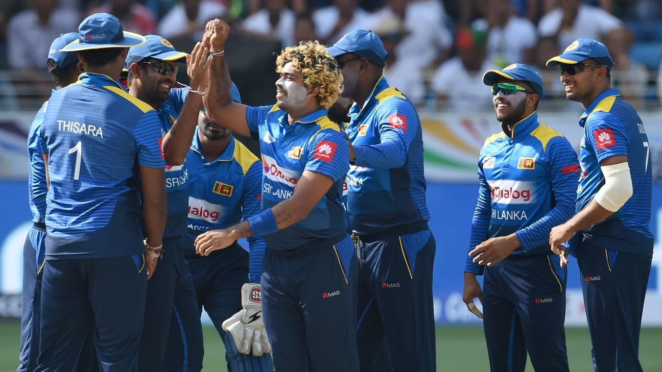 Sri Lanka Cricket Team Squad