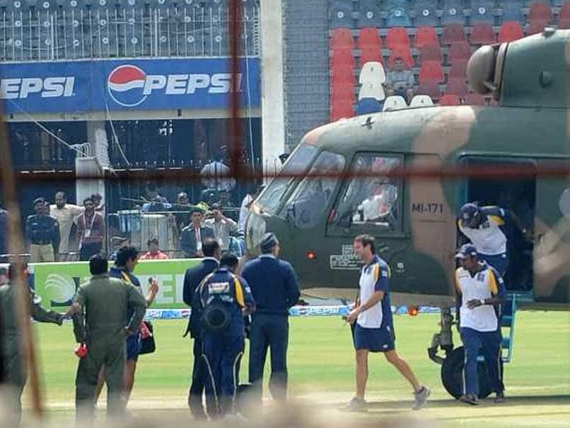 Teams refused to play cricket