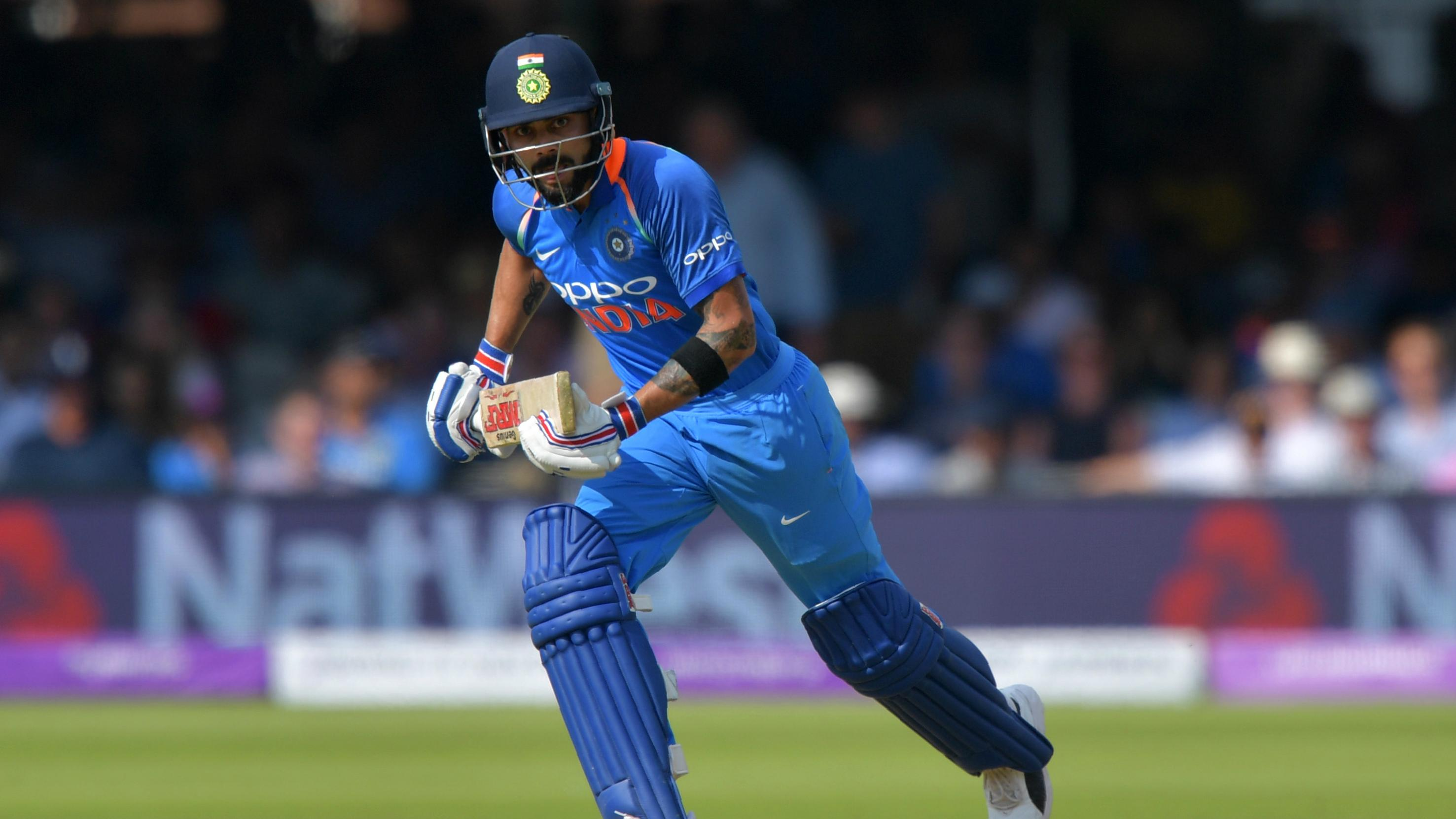 Virat Kohli Dangerous Batsman