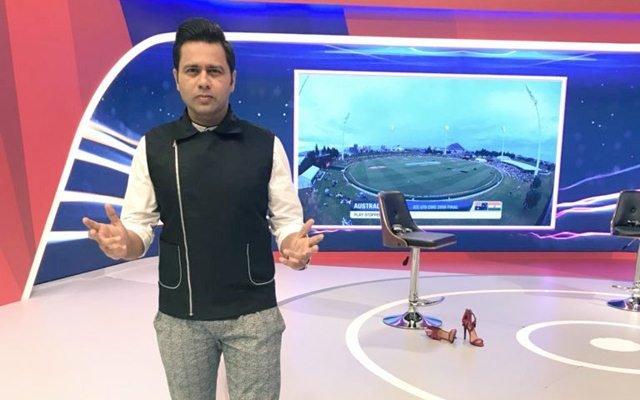 Aakash Chopra's commentary