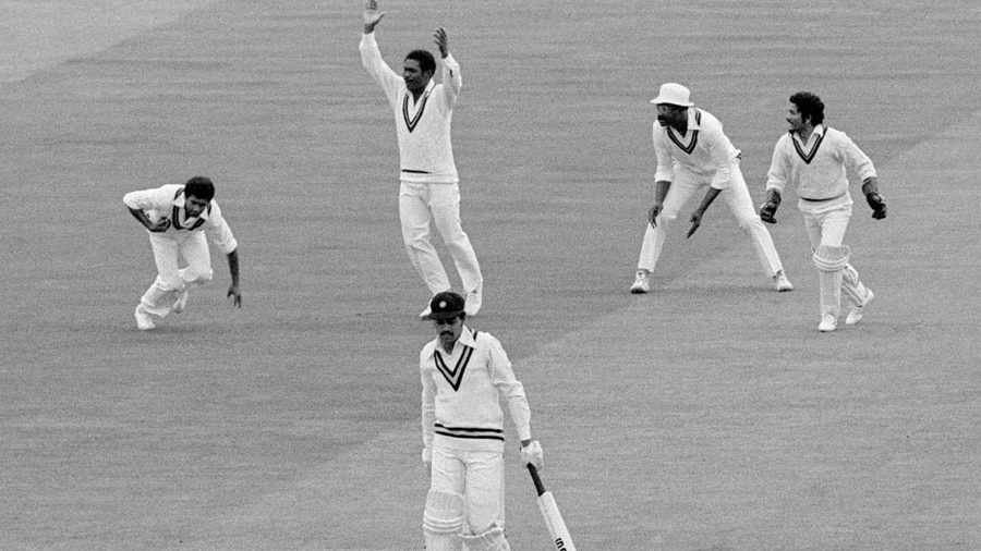 India vs. West Indies World Cup 1979