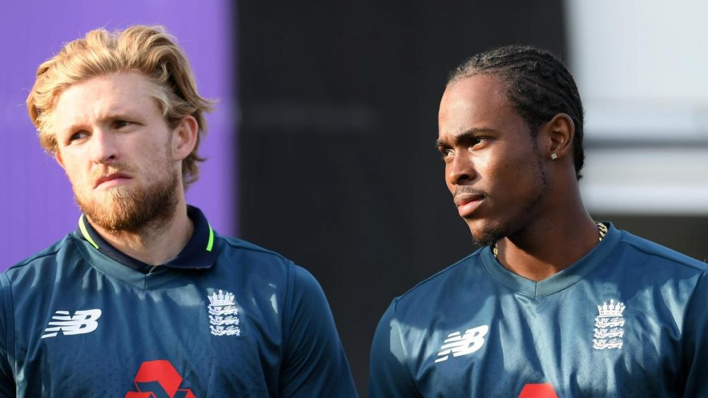 Jofra Archer Selected in England Squad