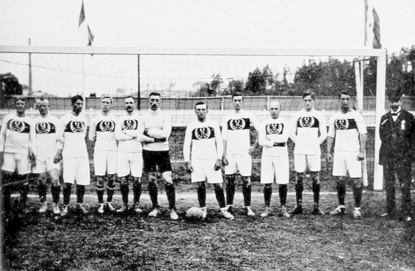 Germany National Football Team History