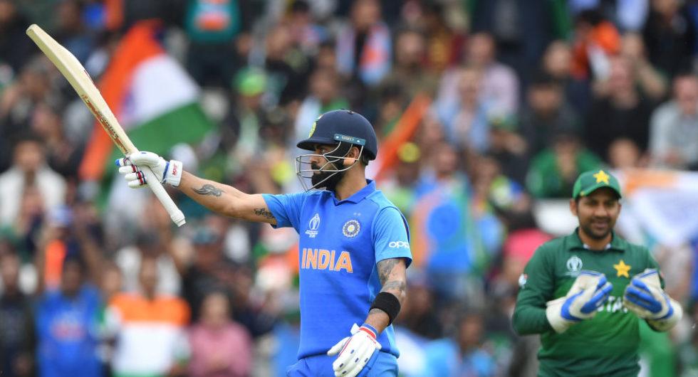 Virat Kohli becomes the fastest batsman to score 11000 runs in ODI