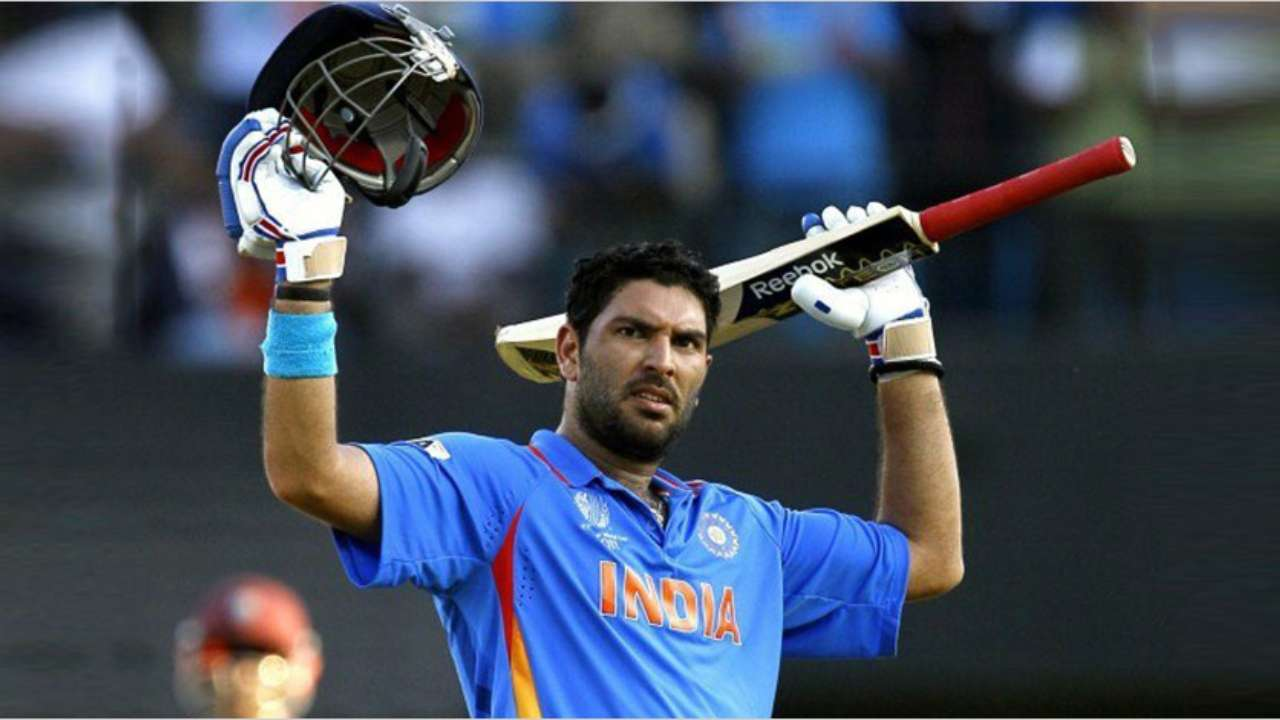 Player of the Tournament in the 2011 World Cup - Yuvraj Singh