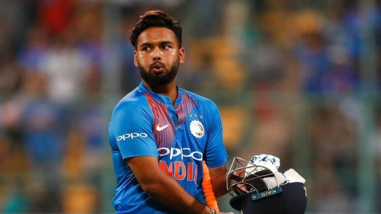 Rishabh Pant to Flies to England as a Backup