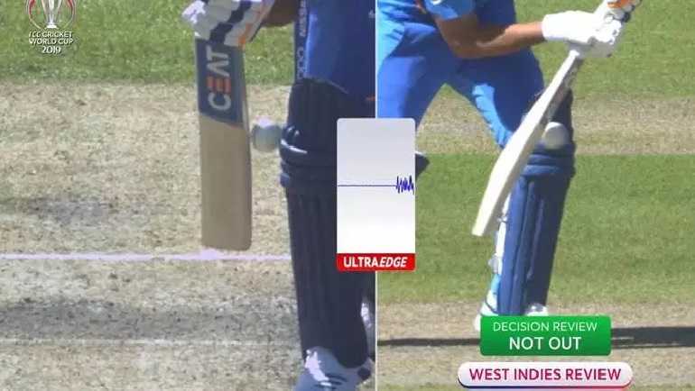 Rohit Sharma's Controversial Dismissal