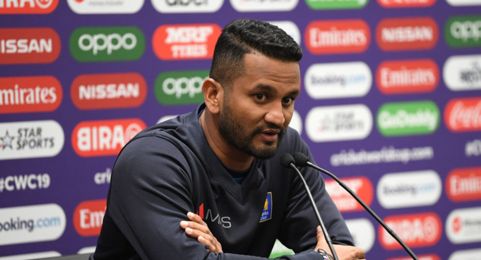 Sri Lanka Captain Reveals Secret