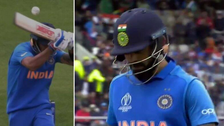 Virat Kohli Walks Off Without Edging Ball