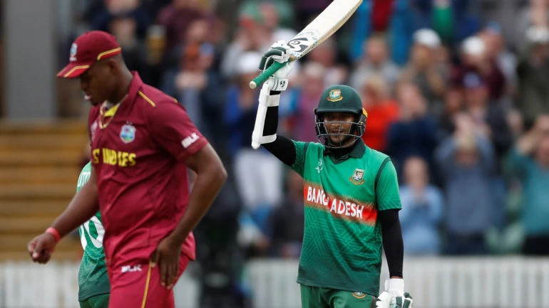 West Indies vs Bangladesh 300-Plus Run Chases in World Cup 2019