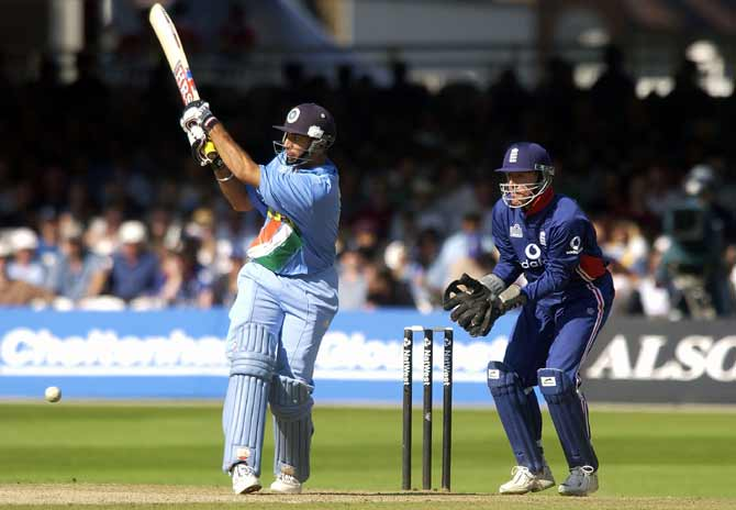 Five Unforgettable Moments of Yuvraj Singh's Career