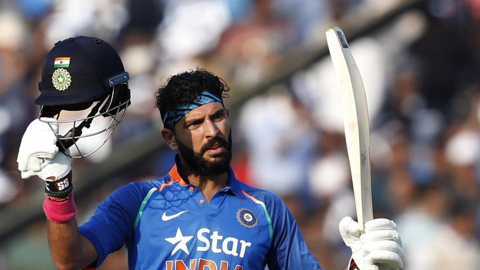 Yuvraj Singh announces Retirement