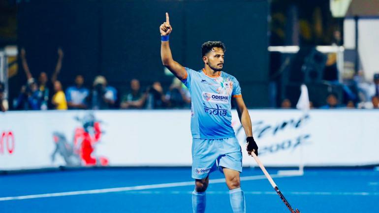 India wins FIH Series Final