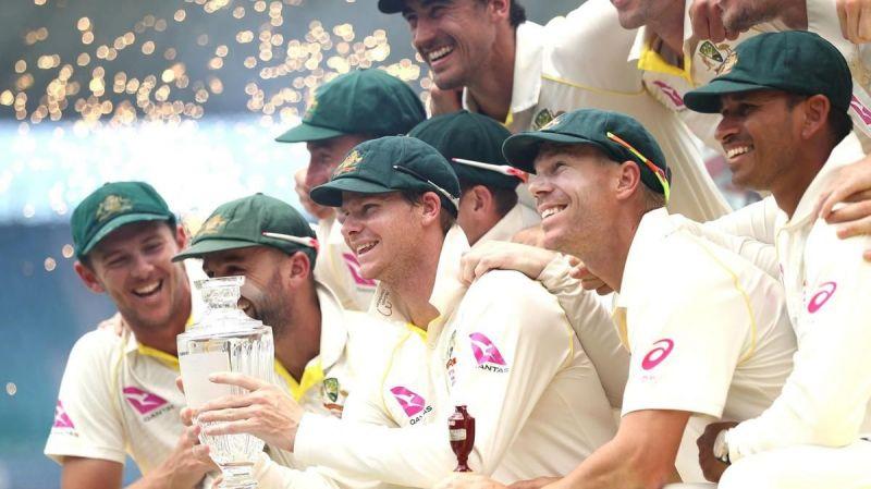 Australia announce 17-Man Squad