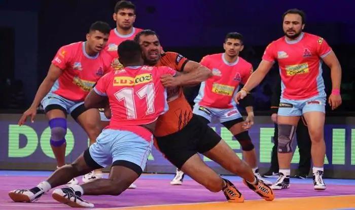 Jaipur Pink Panthers Predicted 7