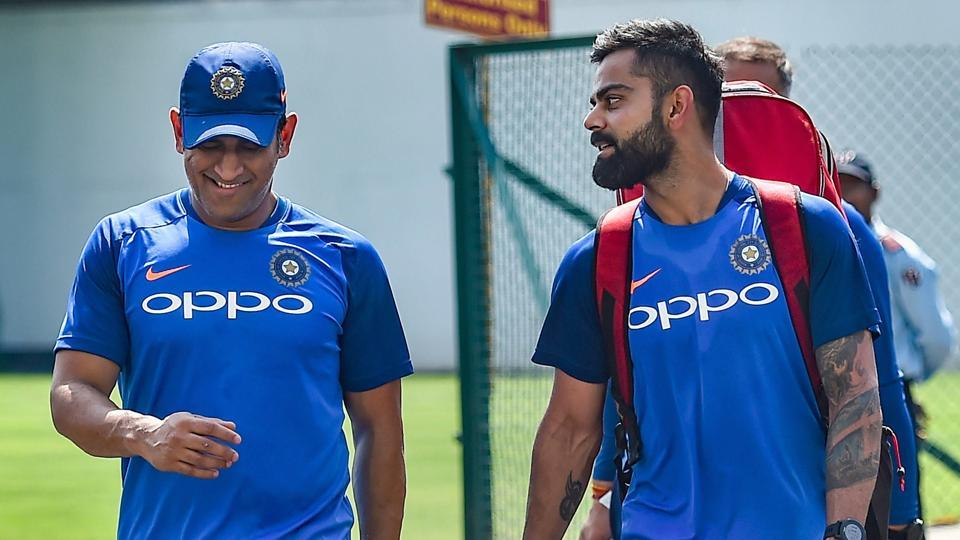 Kohli Special Request for Dhoni