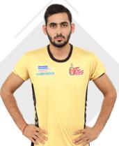 Rajnish Kabaddi Player