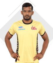 Siddharth Sirish Desai Kabaddi Player