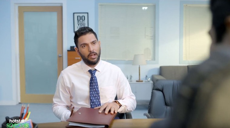 "Yuvraj Singh to appear in ""The Office"