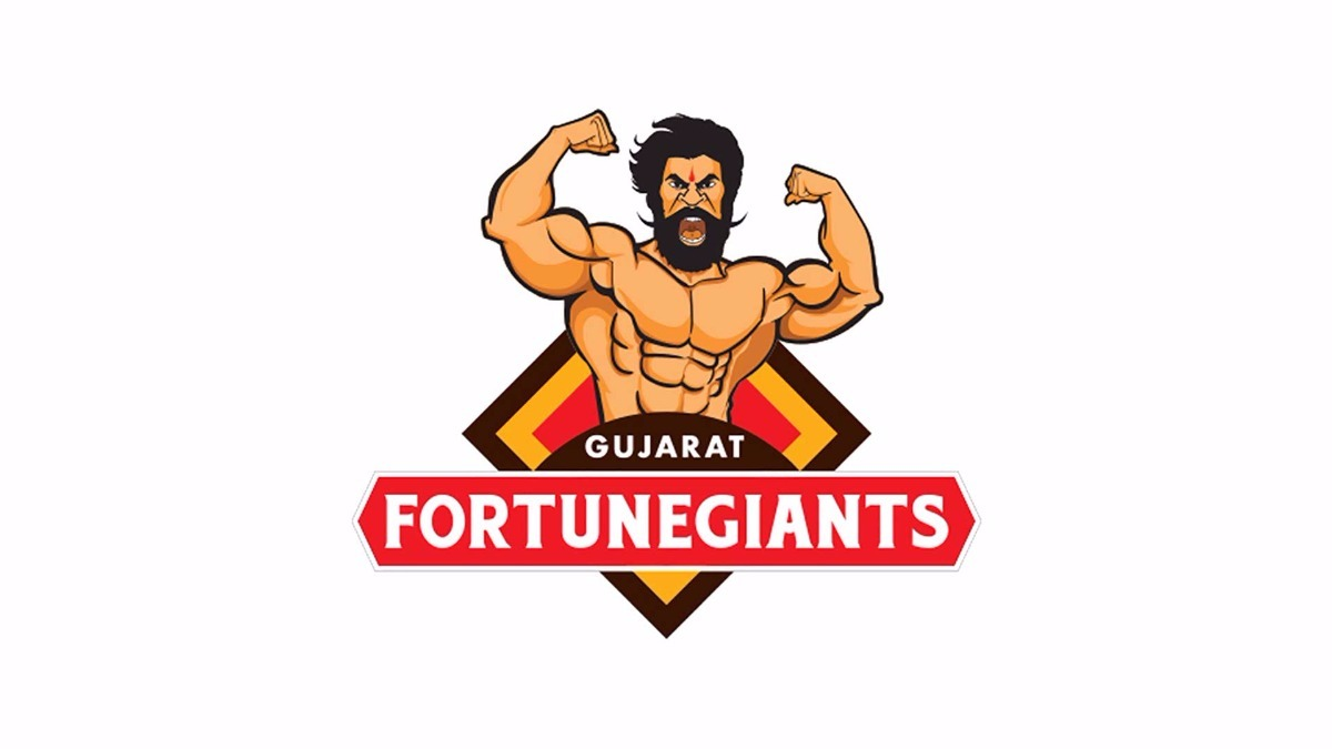 Gujarat Fortunegiants Squad 2019