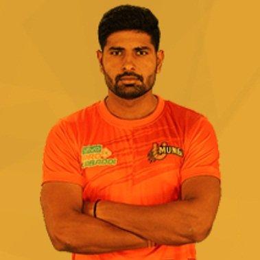 Rohit Baliyan Kabaddi Player
