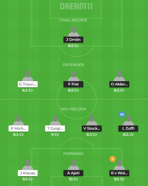 BAS vs LAK Dream11 Match Prediction